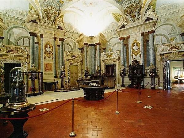 Firenze, Museo degli Argenti, interno