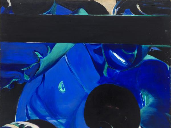 Titina Maselli, Senza Titolo, 1965, Olio su tela, 100 x 120 cm, Galleria Massimo Minini di Brescia | Courtesy of Galleria Massimo Minini, Brescia | Foto: Gilberti Petrò