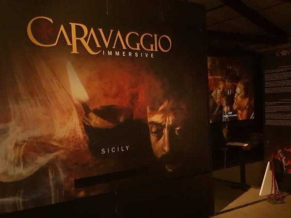 Caravaggio Immersive, Museo Civico Castello Ursino, Catania