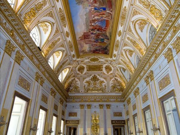 Sala del Trono, Appartamenti Reali , Reggia di Caserta