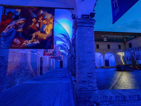 ARS IN TENEBRIS LUCET - L'Arte risplende nelle tenebre, Mondolfo (PU) I Ph. Franco Simoncini