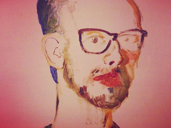 Luca De Gaetano, Self-Portrait, 2016