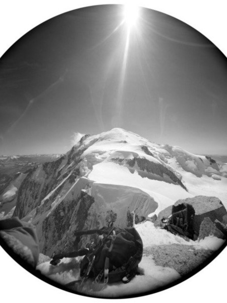 Enrico Peyrot. Voyage autour du Mont-Blanc
