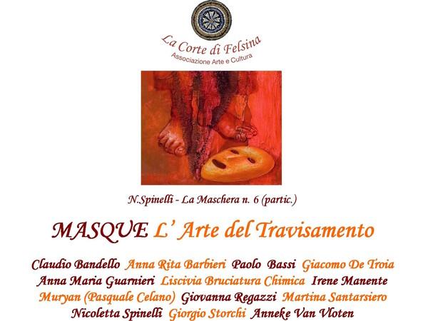 Masque. L'Arte del Travisamento, La Corte di Felsina, Bologna