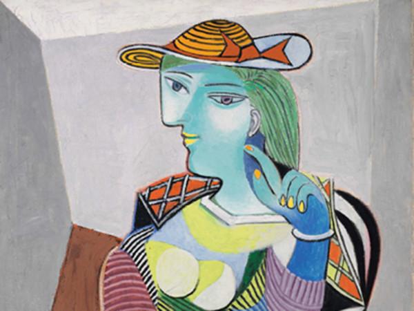 Pablo Picasso, Ritratto di Marie-Thérèse, 1937