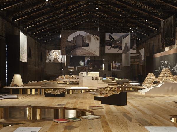 Alla Biennale di Venezia 2018, nel Padiglione curato da Mario Cucinella<br />