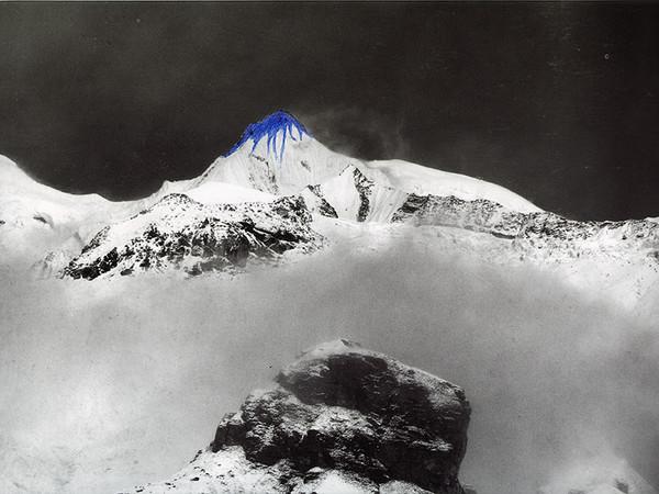 Jan Fabre, Vallnord, Pyrenees, Andorra, 1989