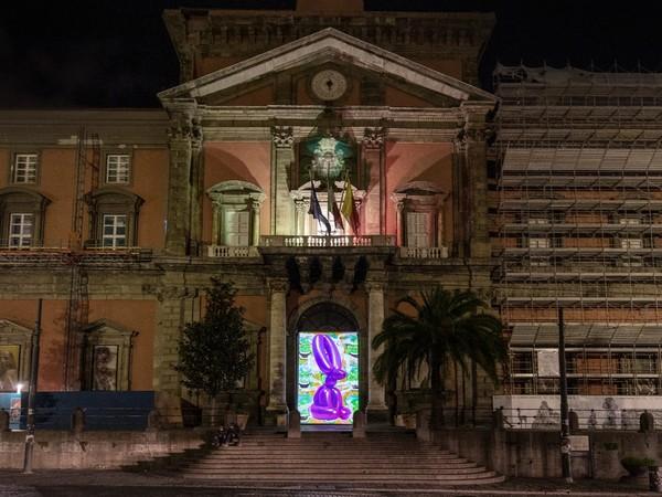 Jeff Koons, Untitled, MANN - Museo Archeologico Nazionale di Napoli
