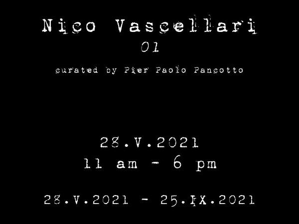 Nico Vascellari. 01, Fondazione Nicola Del Roscio | La Fondazione, Roma