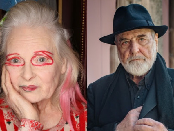 "XIII Florence Biennale - Vivienne Westwood e Michelangelo Pistoletto ""Premi alla carriera"""
