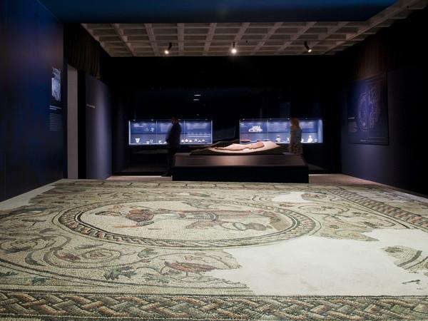Mosaico del Buon Pastore, Aquileia
