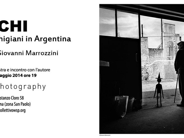 Giovanni Marrozzini. Echi, WSP Photography, Roma