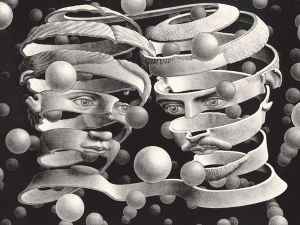 Vincolo d'unione © 2014 The M.C. Escher Company