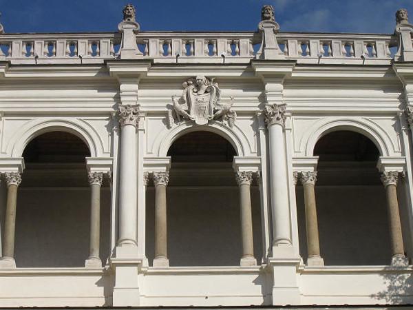Accademia d'Ungheria in Roma, Palazzo Falconieri, Roma