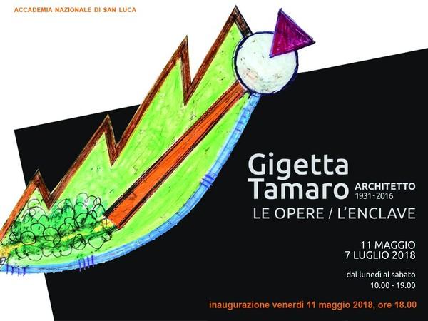Gigetta Tamaro. Architetto 1931-2016. Le Opere / L'Enclave