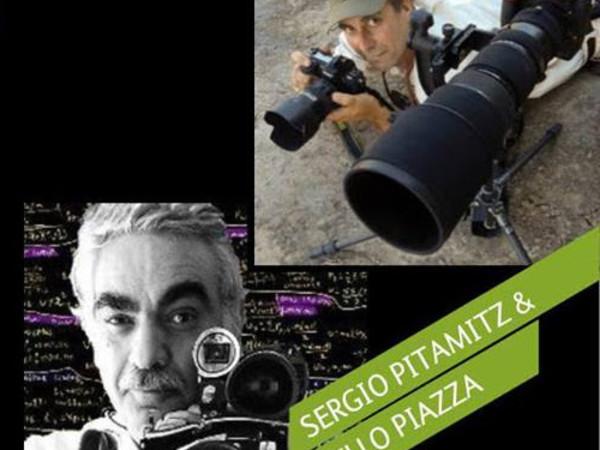 Riflessioni sulla fotografia naturalistica - Incontro con Sergio Pitamitz e Lello Piazza