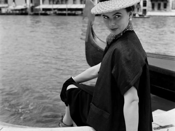 Dior a Venezia nel 1951, Archivio Cameraphoto