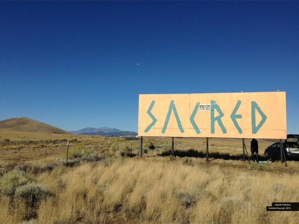 Jaque Fragua, Untitled (Sacred), 2014