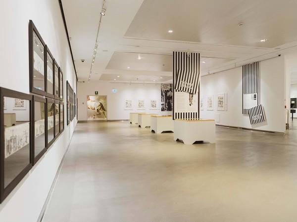 Masters of black and white: Milton Caniff, PAFF! Palazzo Arti Fumetto Friuli, Pordenone