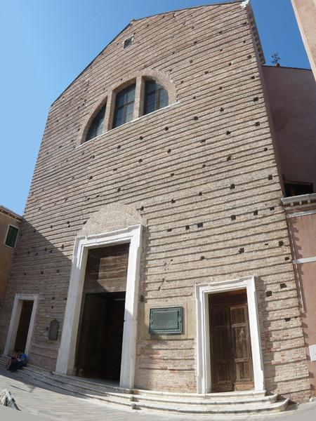 Chiesa di San Pantalon