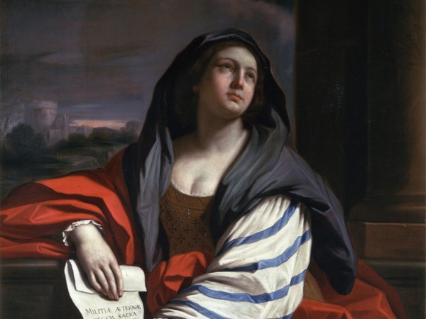 Guercino, Sibilla Cimmeria