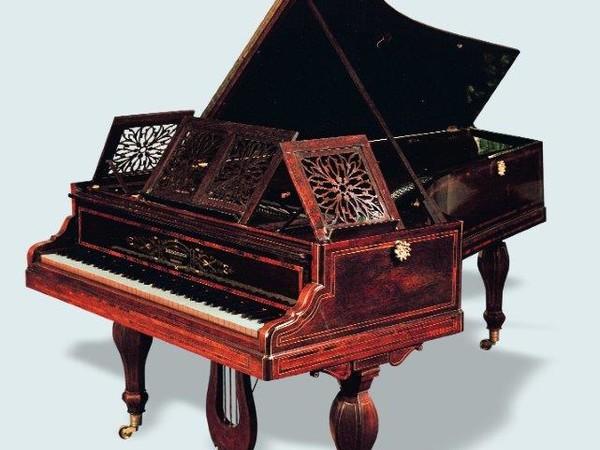Fortepiano a coda, Boisselot et Fils, Marsiglia, dopo 1844
