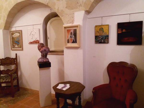 19 artisti per il 2019, Studio d'arte Il Comignolo, Matera