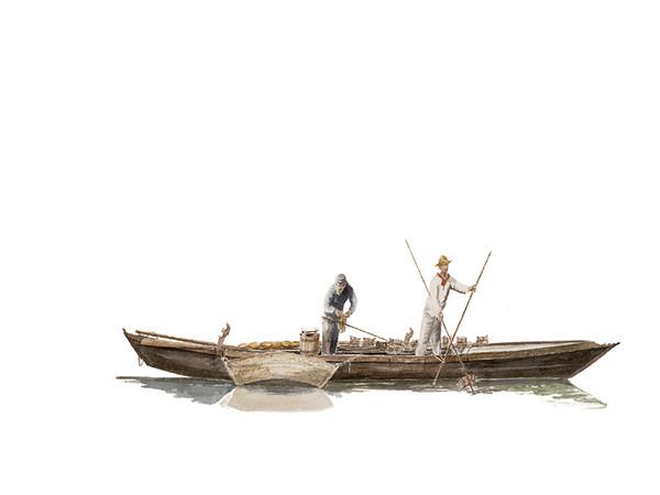 <em>La pesca in Laguna. La collezione storica di modellini Ninni-Marella</em>