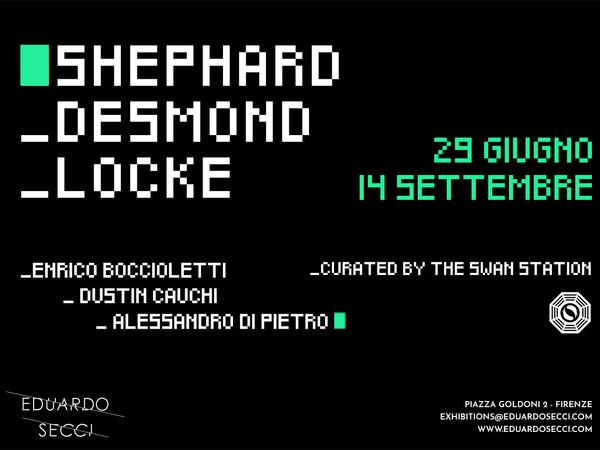 SHEPHARD / DESMOND & LOCKE, Eduardo Secci Contemporary, Firenze