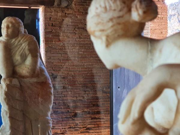 VENUSTAS. Grazia e bellezza a Pompei