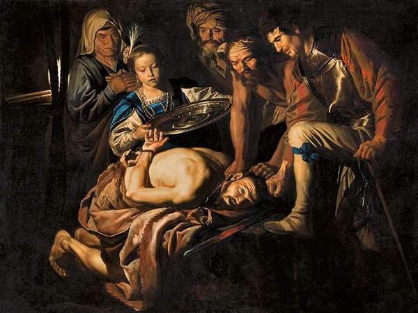 Matthias Stomer, Decollazione del Battista, MUŻA – Mużew Nazzjonali tal-Arti (Heritage Malta), 1640-1645 ca.