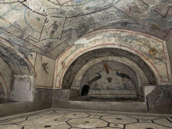 Visitabili il 22 e il 23 settembre le tombe di Fadilla e dei Nasoni<br />