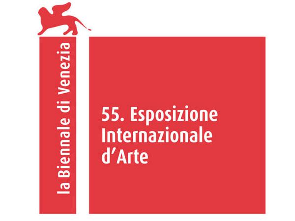 Logo 55. Esposizione Internazionale d'Arte, 2013, Venezia