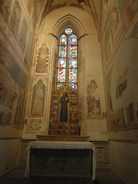 Cappella Peruzzi e Cappella Bardi