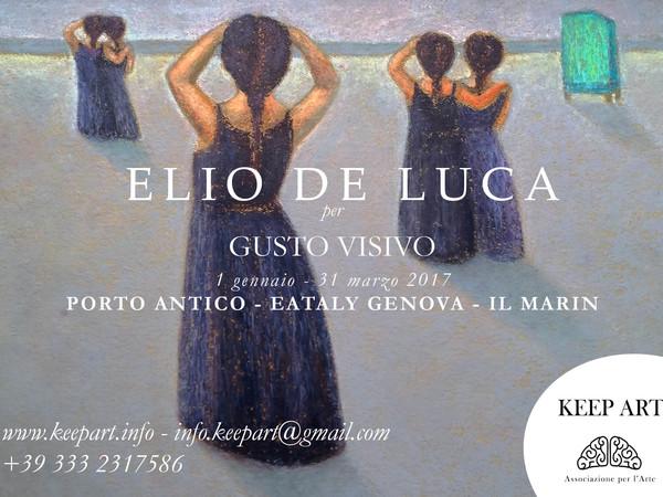 Elio De Luca, Gusto Visivo