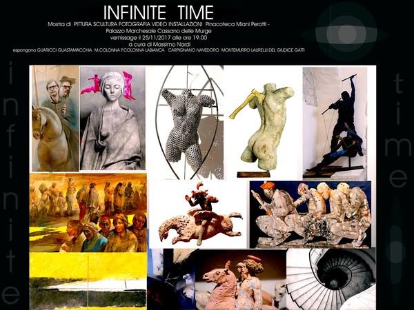 Infinite time, Pinacoteca Miani Perotti, Cassano delle Murge (BA)