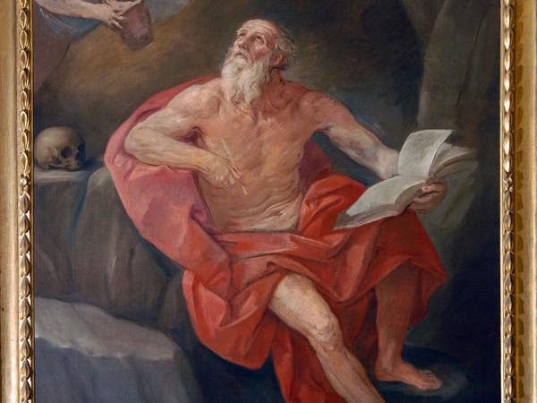 Guido Reni (attr.), San Girolamo. Piacenza, Cattedrale di S. Maria Assunta