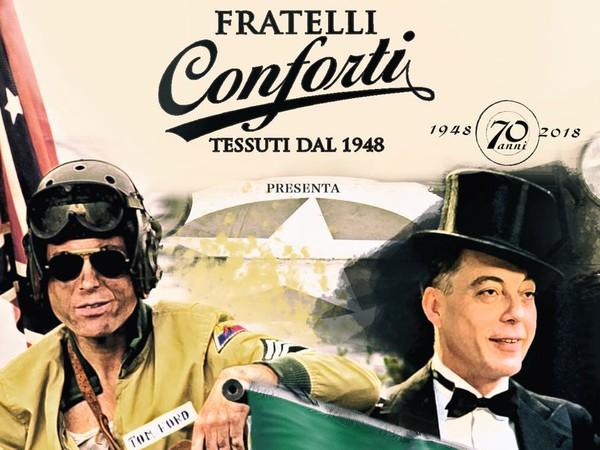 <em>Tessuti Italiani</em>, Un film di Francesco Conforti con la partecipazione di Maurizio Lombardi e Paolo Montanari