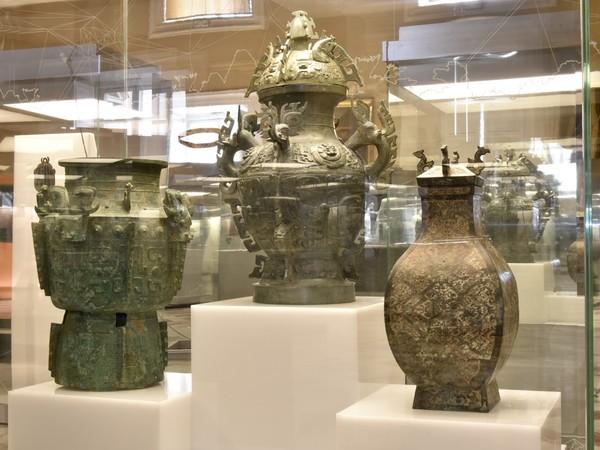Mortali Immortali. I tesori del Sichuan nell'antica Cina, Museo Archeologico Nazionale di Napoli