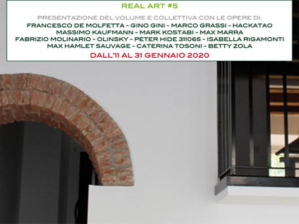 Real Art #5, Villa Contemporanea, Monza