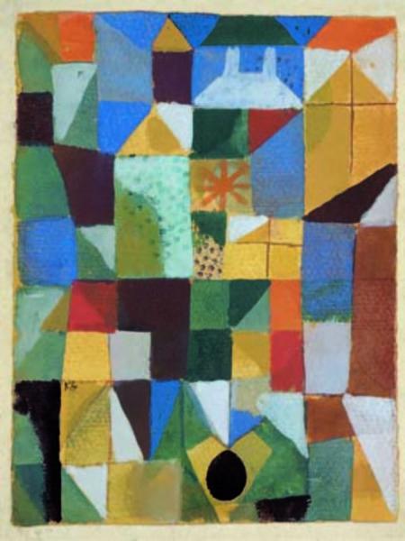 Paul Klee e l'Italia, Galleria nazionale d'arte moderna e contemporanea, Roma