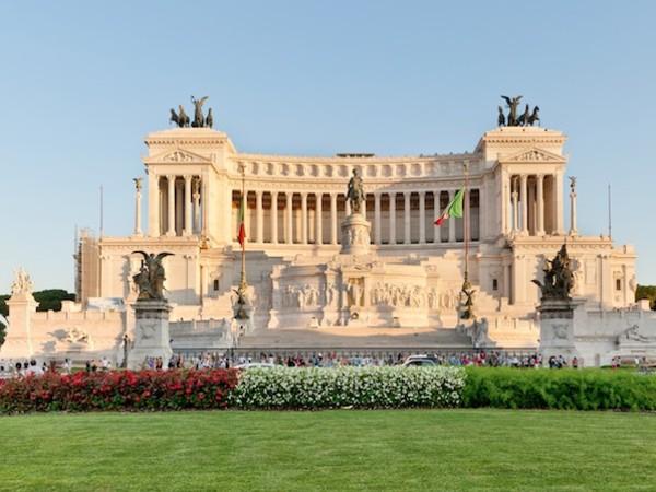 Il Complesso del Vittoriano, Roma