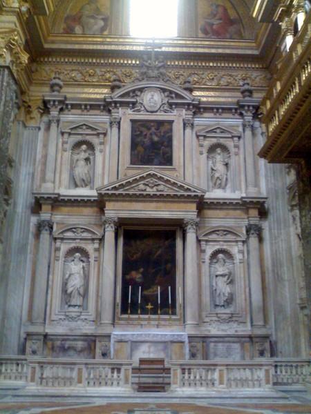 Cappella san Filippo Neri