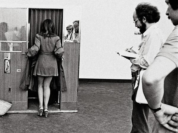 Franco Vaccari, Esposizione in tempo reale n 4, 1972