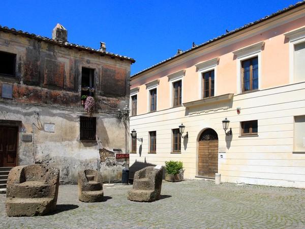 Palazzo Baronale degli Anguillara, Calcata (VT)