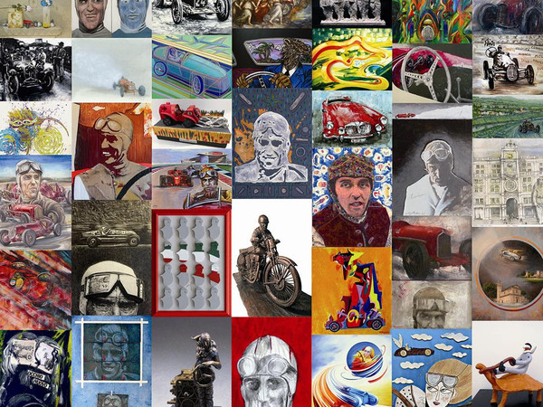 Artisti per Nuvolari. Sesta rassegna 2018