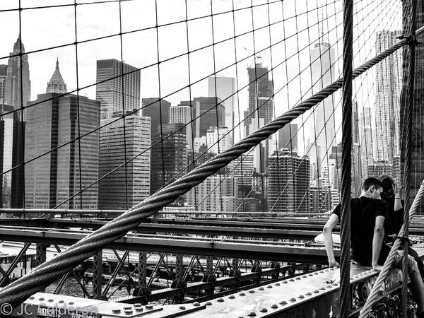 Juan Carlos Calderon, Gli innamorati di Brooklyn