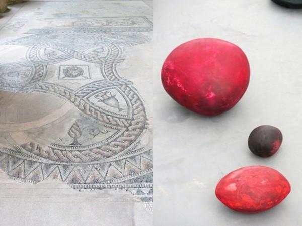 Cristina Treppo. Residui, Museo Archeologico Nazionale, Aquileia (UD)