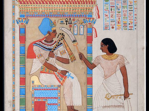 L'Egitto in salotto. La collezione Grimellini e il gusto moderno per l'Egitto antico