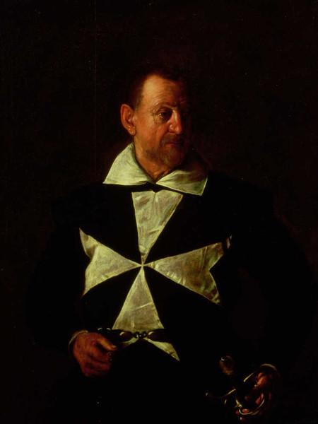 Ritratto di Antonio Martelli, Cavaliere di Malta